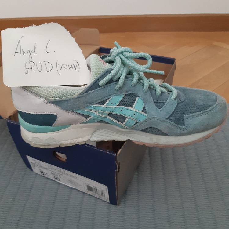 outlet store c9f76 b5e78 Asics X Ronnie Fieg Gel Lyte V Sage