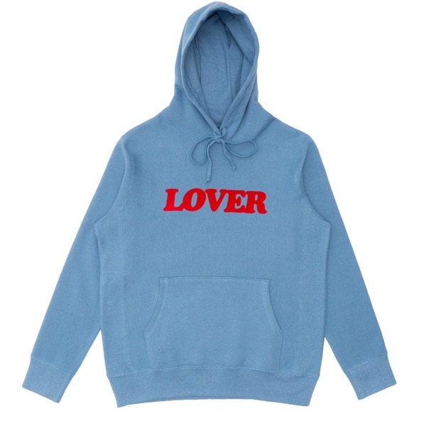 Bianca Chandon Lover Hoodie (River Dale) Blue