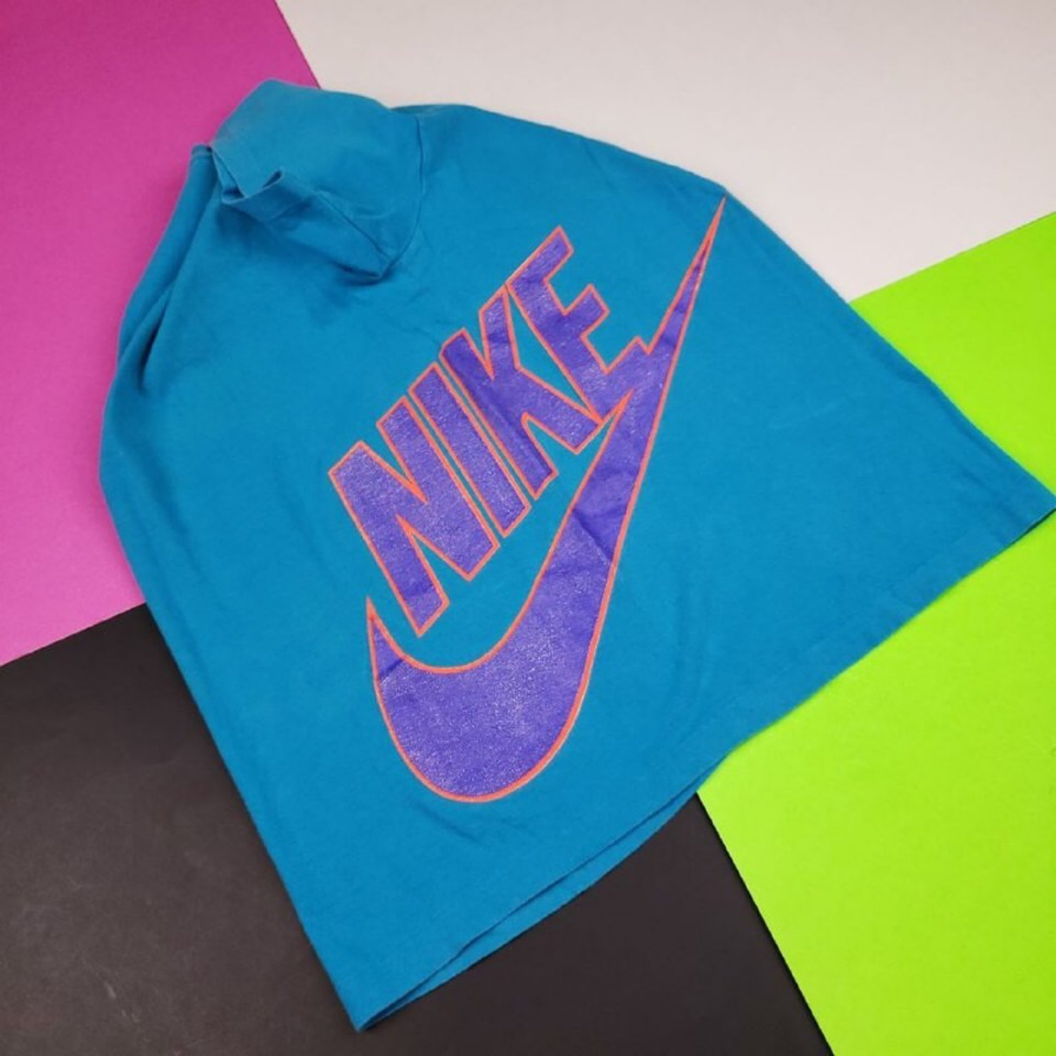 Rare Vintage 80'S Nike 'Just Do It' Tee