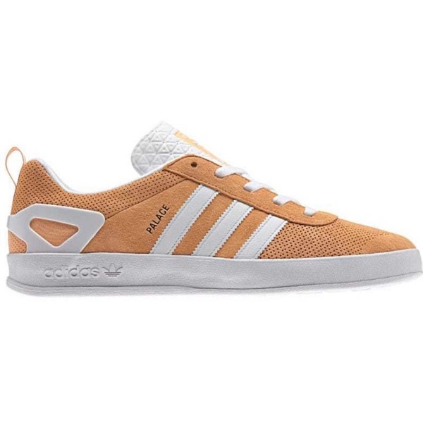 Palace x adidas Short Grey/Lucky Orange