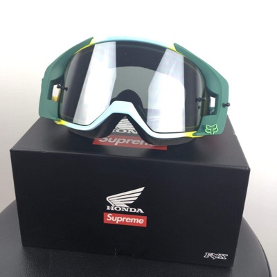 Supreme X Honda X Fox Racing Goggles