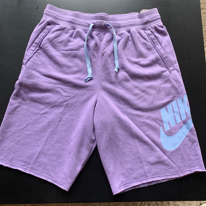 Nike Bold Logo Fleece Sweat Shorts Small