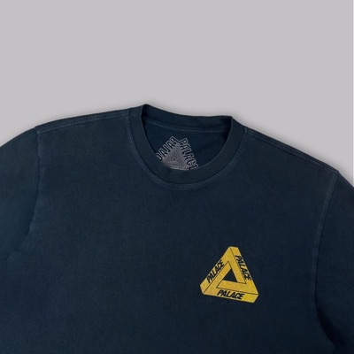 Palace Skeledon Tee Navy