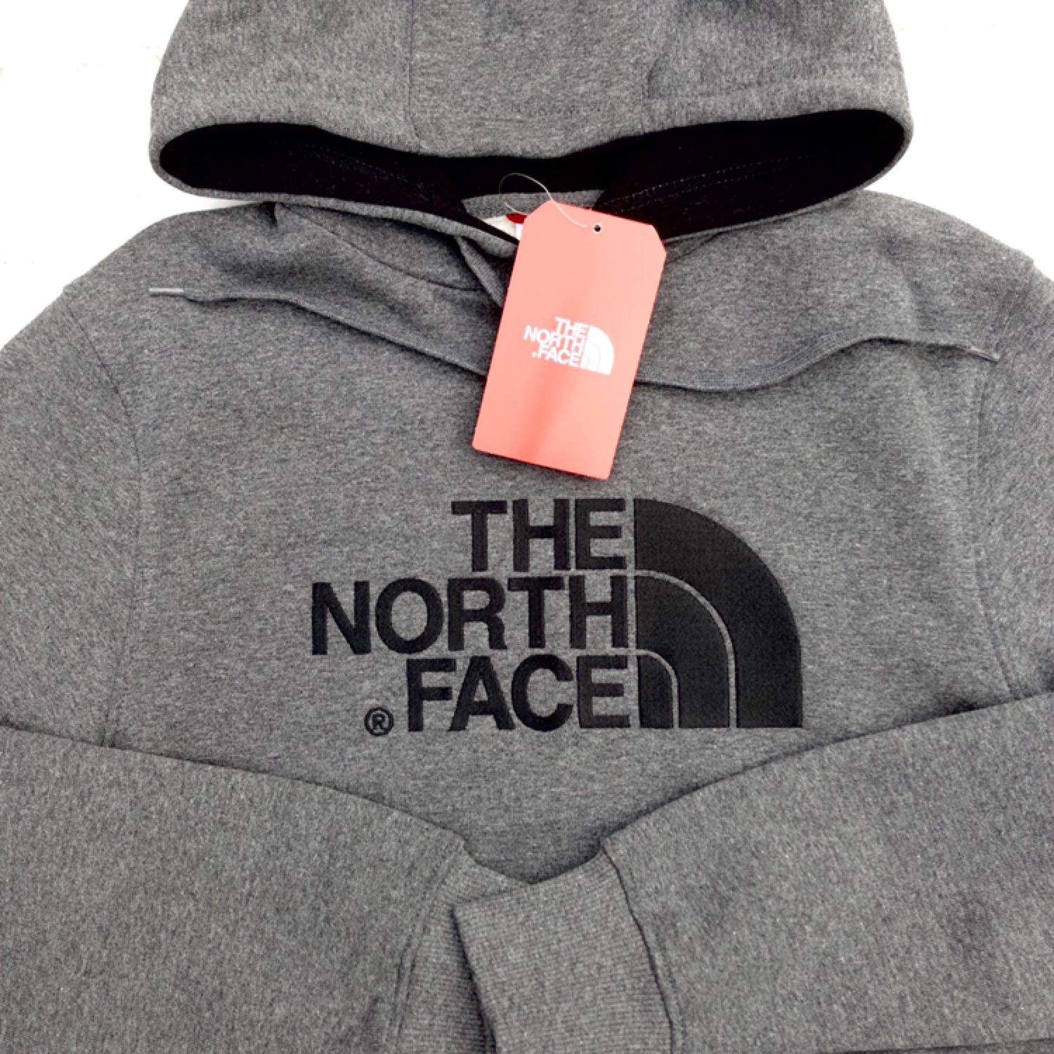 916e7ff70 Brand New Grey The North Face Hoody / Jumper
