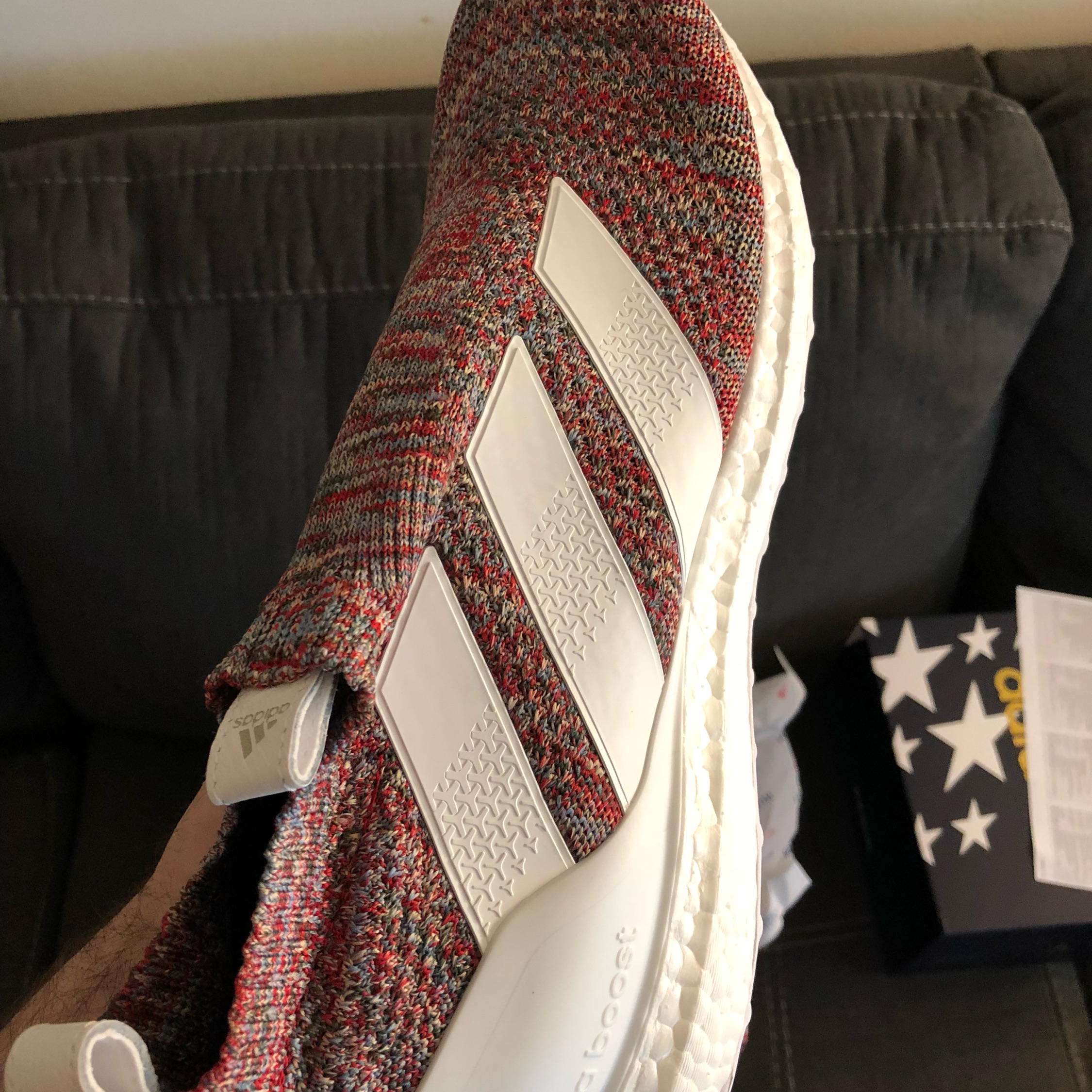 buy online d0bbf d088f Kith X Adidas Copa Ace 16+Ultraboost Size 13