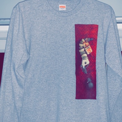 Supreme X Mike Hill Long Sleeve