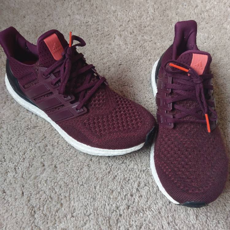 brand new 71927 a90f4 Adidas Ultra Boost 1.0 Burgundy Asia Exclusive (nmd yeezy apored)