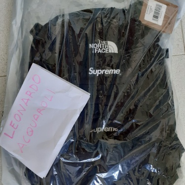 Supreme The North Face RTG Backpack Black
