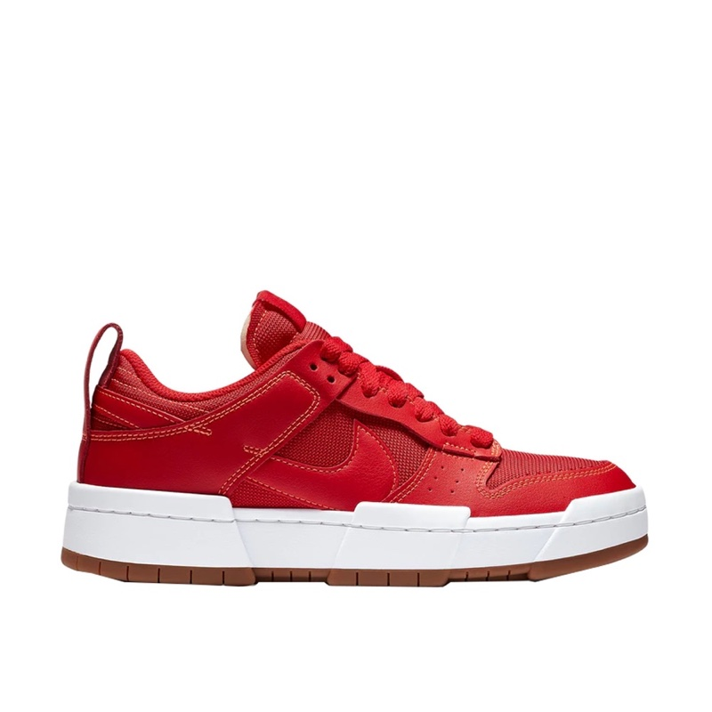 Nike Dunk Low Disrupt Red Gum (W)