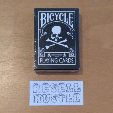 Mastermind Japan X Bicycle Playing Cards
