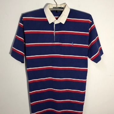 Vintage Polo Sport Ralph Lauren T Shirt Made In Japan Rugby
