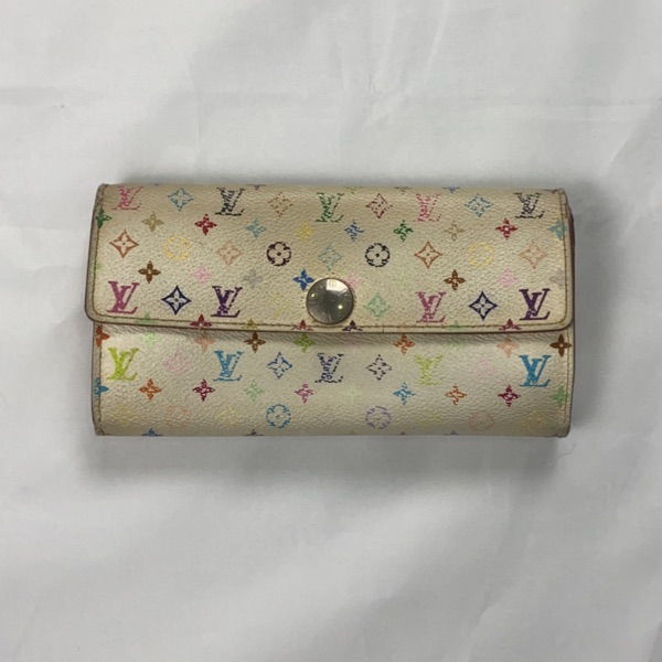 Louis Vuitton Vintage Multicoloured Purse