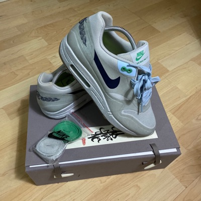 Nike Air Max 1 Clot Kiss Of Death 2 2013 Ds